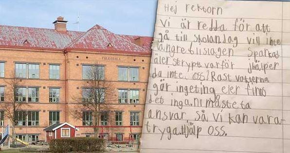 Švédsko: rodiče se bojí do školy posílat děti kvůli migrantům. Ředitel: musíte je pochopit