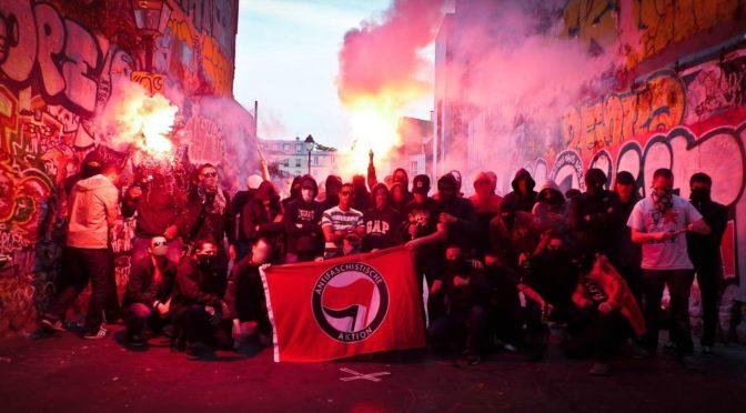 Multikulturní Evropa na pokraji občanské války