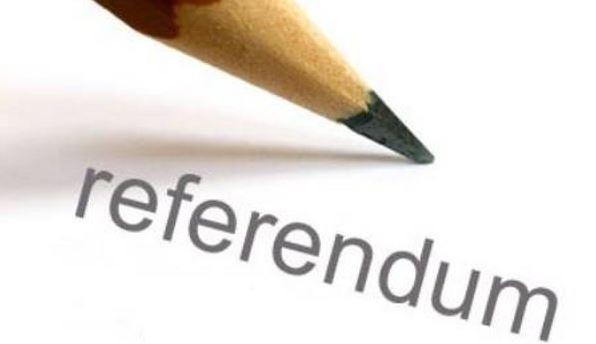 Zákon o referendu nic nezmění. Nevěřte vládě, je to výkřik do tmy