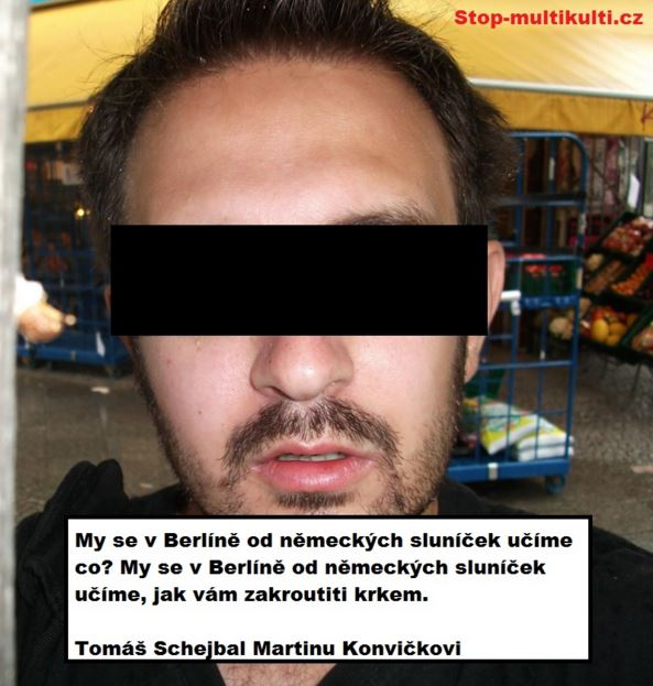 Partnerka extremisty Schejbala napadla policistu. Nyní se jí zastávají studenti DAMU