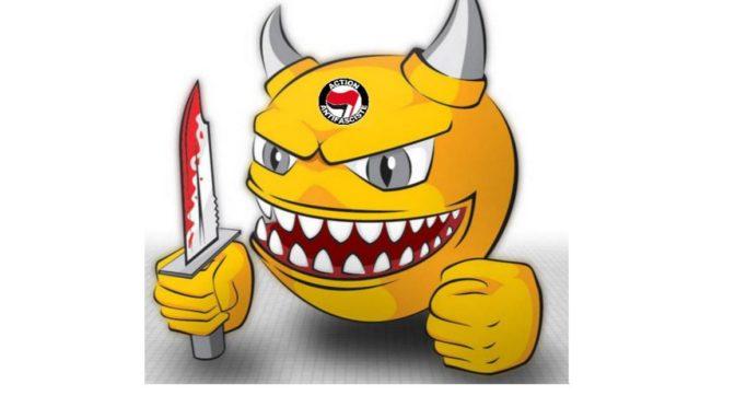 Fašista musí zemřít: Antifa po Evropě plení a vraždí