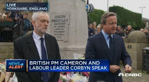 Budou před referendy ohledně EU umírat politici? Jo Cox není první případ