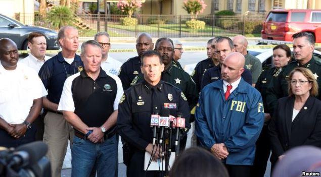 Tiskové prohlášení k útoku na Floridě