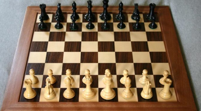 Výsledek obrázku pro šachy leden
