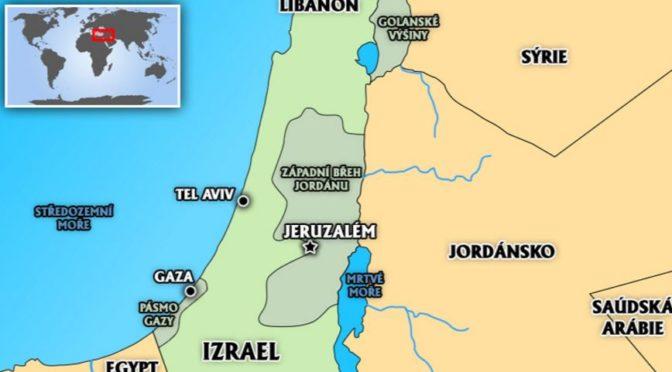 Komu patří Gaza?