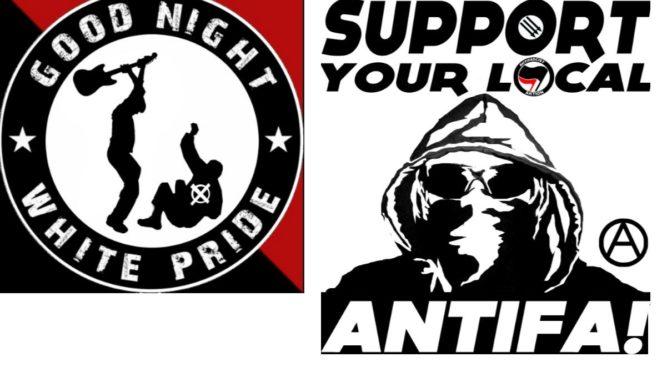 Nejnebezpečnější neislámská organizace? Síť kolem extremistů z Antify