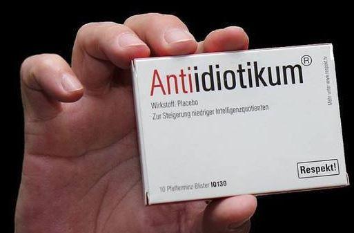antiidiotikum