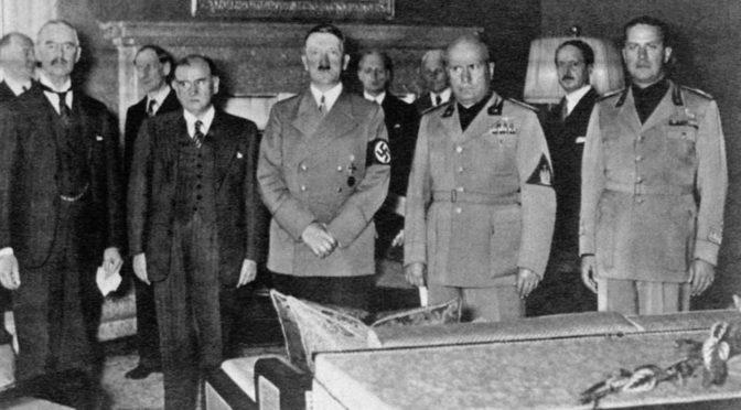 Mnichovská zrada, aneb proč Česko Západu rozhodně nic nedluží