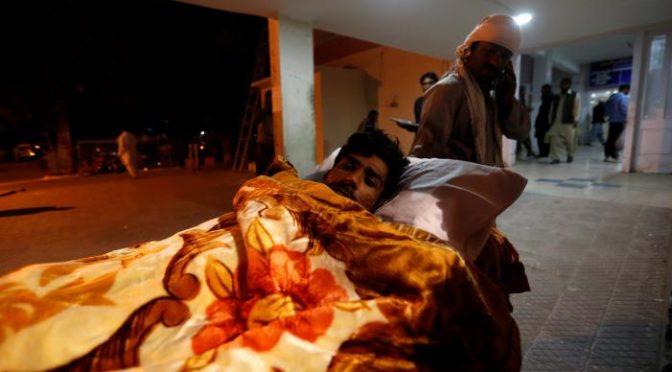Islámský stát zaútočil na pákistánskou policejní akademii. 59 mrtvých
