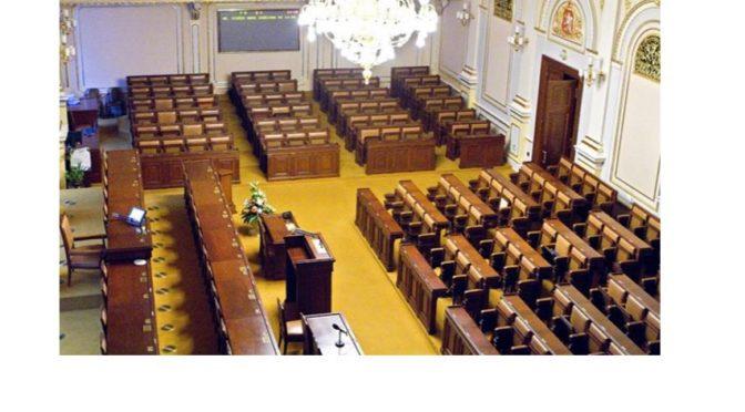 Jana Černochová svolala ve Sněmovně reakci na židovskou rezoluci