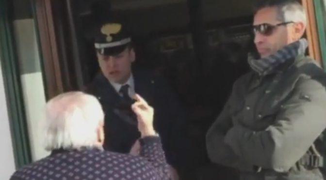 Úřady zabavily Italovi hotel a nastěhovaly do něj 15 migrantů (video)