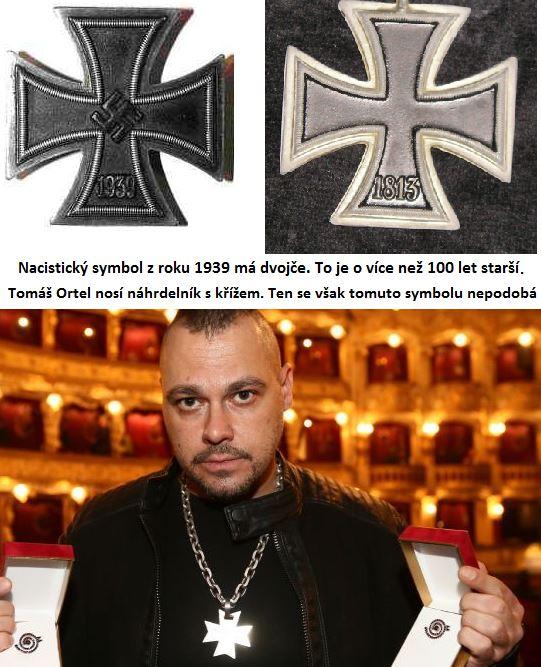 Ortel vs nacisté