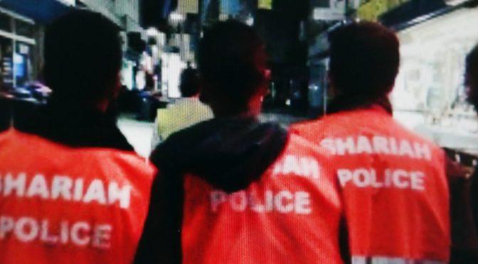 """Německo není schopné potrestat muslimskou Sharia-Polizei. """"Náboženské policisty"""" soudce propustil"""