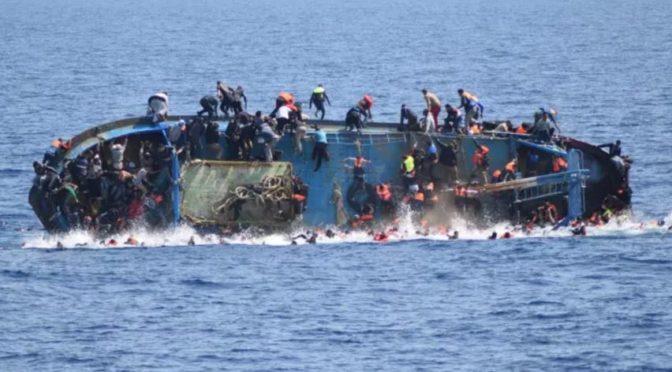 Potrefená husa se ozývá. Frontex obvinil neziskovky z pašování migrantů
