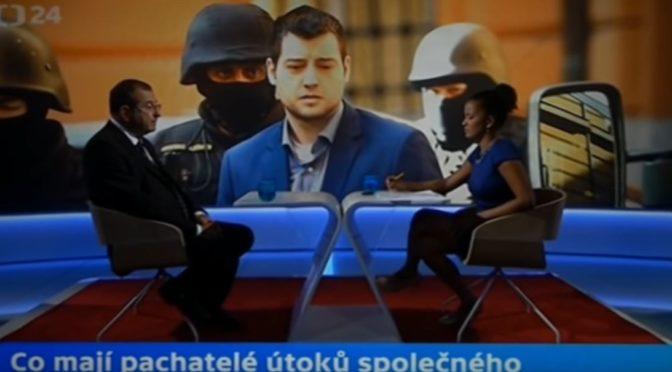 Cyril Höschl promluvil nekorektně na ČT24, v on-line archivu byl k nenalezení