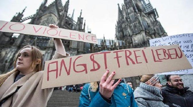 Anketa na serveru Focus.de jednoznačně ukazuje, že se ženy necítí v Německu bezpečně
