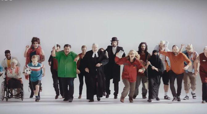 Německý videoklip plný předsudků a nenávisti