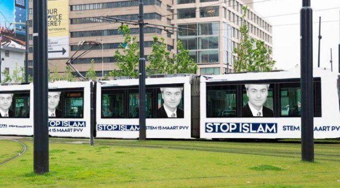 Wildersova antiislámská reklama nebyla spuštěna, přesto má v Nizozemí obrovský ohlas