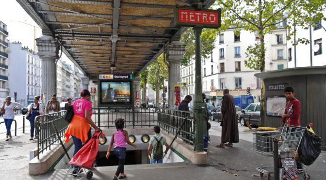 Multikulturní Francie: Výjimečný stav a válka v ulicích