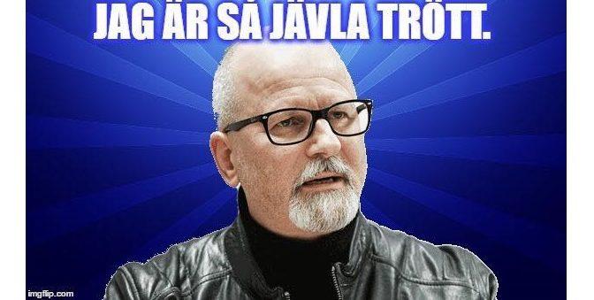 Policista promluvil o národnostech většiny zločinců ve Švédsku. Teď je za rasistu