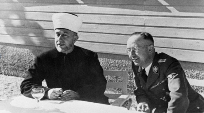 Nacistický džihád, 1. část – Hussainiho seznámení s Hitlerem