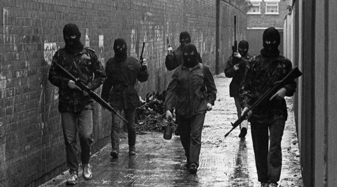 Terorismus IRA versus terorismus islámu. Je to totéž, tvrdí multikulturalisté