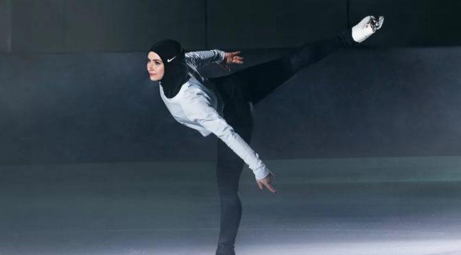 Nike na straně zákona sharia: představuje sportovní hidžáb