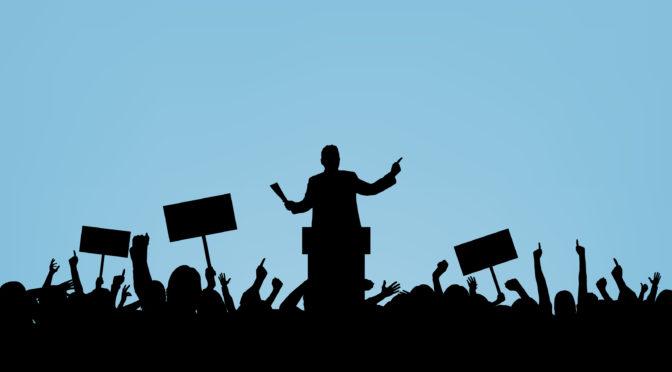 """Propaganda ve jménu """"jediného správného"""" výsledku voleb se jmenuje """"boj proti dezinformacím"""""""
