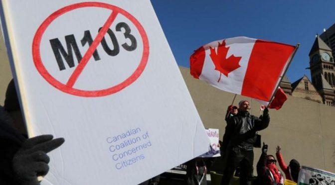 """V Kanadě prošel návrh """"M-103"""". Cílí proti rasismu a islamofobii"""