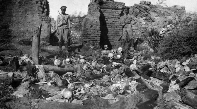 Sněmovna ČR poprvé deklarovala arménskou genocidu