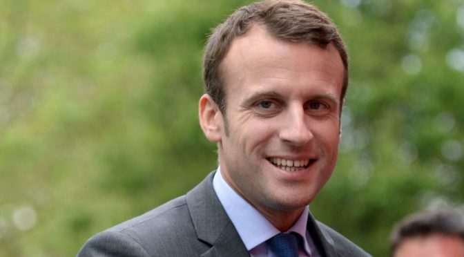 Tisk ve Francii ukazuje jen Macrona. Je to nenápadné ovlivňování voleb