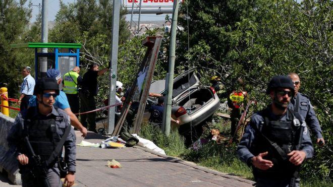 Palestinec zabil izraelského vojáka autem