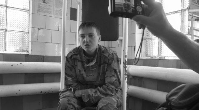 Nadija Savčenková je antisemitka, multikulturalisté to nekomentují