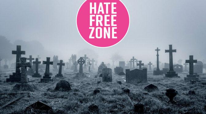 """Nálepky a nadávky. Stránka """"proti nenávisti"""" však spolupracuje i HateFree Culture"""