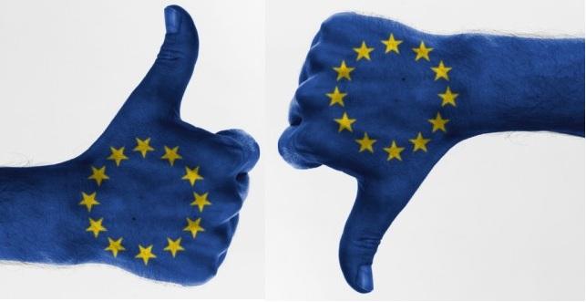 Zamyšlení nad médii: slovo euroskeptický versus protievropský