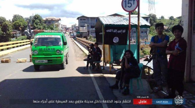 Islámský stát se pokouší dobýt město na Filipínách. Je velké jako Trutnov