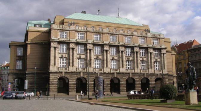 Na Karlově univerzitě dnes kázali islámští extremisté