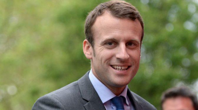 Nový francouzský prezident Macron: Francouzská kultura neexistuje