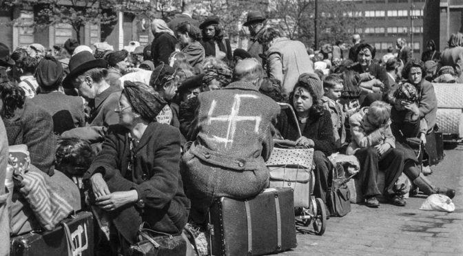 Za násilný přesun Němců ze Sudet jsou odpovědní naši spojenci. Češi Mnichov nepodepsali