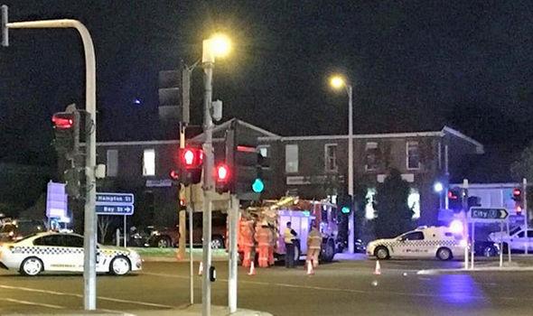 Terorismus v australském Melbourne