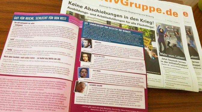 Propaganda levicových extremistů má oficiální podporu města Mnichov