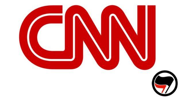 CNN: Násilí hnutí Antifa je jen cesta k míru a sebeobrana