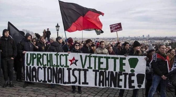 Předseda Pirátů Bartoš je levicový extremista a antisemita. Zde jsou důkazy