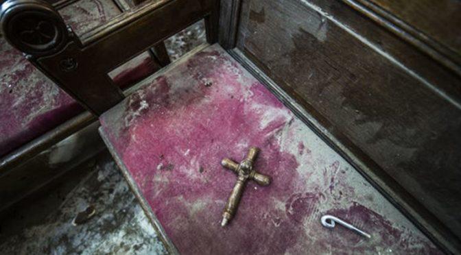 Do tří let může křesťanství zmizet z Iráku, perzekuce křesťanů na východě je alarmující