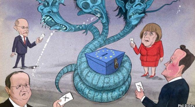 EU plánuje sebrat členským státům poslední zbytky suverenity, ukazuje aktuální návrh