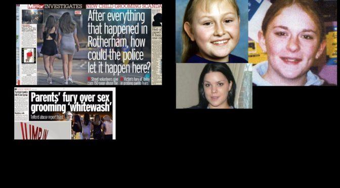 Jedenáctileté oběti znásilnění a trojnásobná vražda jako varování. Británie řeší největší násilný skandál v historii