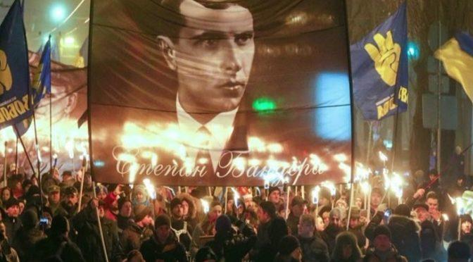 BANDEROVCI: Nacionalisté, kteří etnicky čistili Poláky a Židy. Žádná ruská propaganda