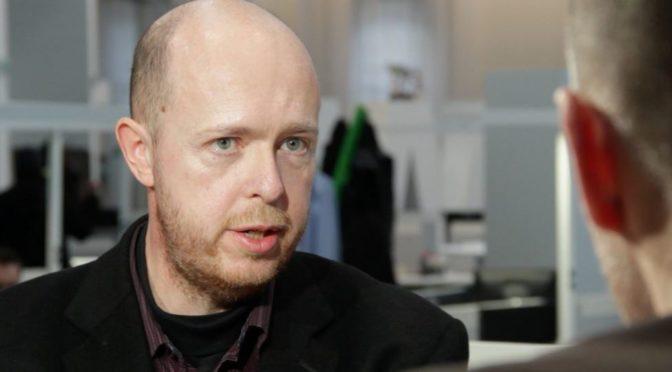 Martin C. Putna: Je potřeba cenzurovat všechna média, která se mnou nesouhlasí