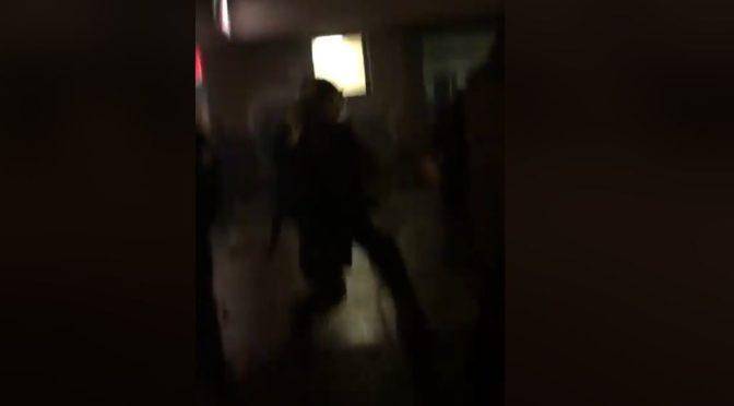 VIDEO: Muži tmavé pleti se v Neukölnu porvali s policií