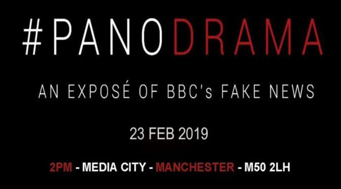 Dokument Tommy Robinsona o lžích BBC viděly v Manchesteru tisíce lidí